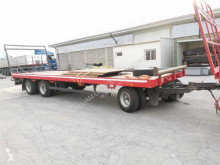 Krone trailer used flatbed