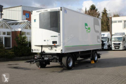 MS Parts trailer used mono temperature refrigerated