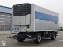 Ackermann refrigerated trailer VA-F 18/7,2E*Carrier Maxima 1000*LBW*MB-Achsen*