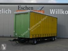 全挂车 侧帘式 科罗尼 Anhänger Pritsche / Plane, Edscha, BPW, 1.Hand
