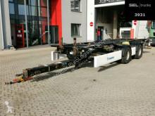 Yarı römork hareketli taban Krone ZZ / SAF Achsen / Tandem / German