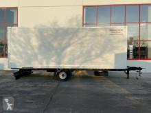 Möslein 1 Achs Kofferanhänger trailer used box