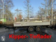 全挂车 车厢 Möslein 13 t Tandemkipper- Tieflader