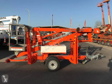 Niftylift 120 TAC elektro 12m (1325) nacelle tractable occasion