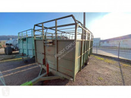 Livestock trailer trailer 4 m