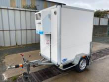 Reboque Bibard Caisse AUBINEAU frigorífico mono temperatura usado