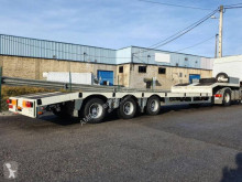Nooteboom OSD-48-03 trailer used heavy equipment transport