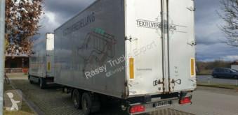 全挂车 厢式货车 Ackermann TAA-F Textil Koffer mit Isolation