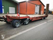 Müller Mitteltal Müller-Mitteltal TL 4 trailer used heavy equipment transport