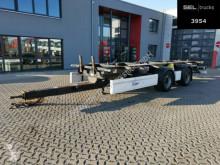 Krone ZZ / SAF Achsen / Tandem / German trailer used chassis