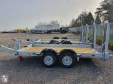 Ecim heavy equipment transport trailer 3.5T PEGD 35 TA 350