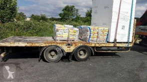 Castera flatbed trailer Non spécifié
