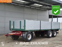 Krone flatbed trailer UOPLYST 3 Achs Plattform Liftachse