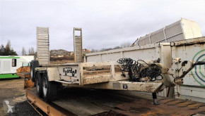 Gourdon PE6000 PORTE ENGINS trailer used heavy equipment transport