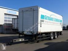 Orten AG 18T*SAF*LBW*Schwenkwände*Tand trailer used Beverages box