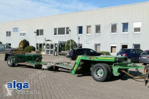 Recker heavy equipment transport trailer Recker JTA 24, Landmaschinen, Forstmaschinen