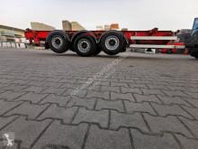 Römork Narko TANDEM TRIDEM BDF konteyner taşıyıcı ikinci el araç