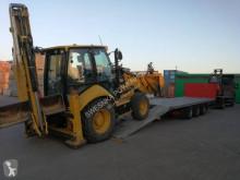 Anhænger chassis Schmitz Cargobull TRIDEM TANDEM