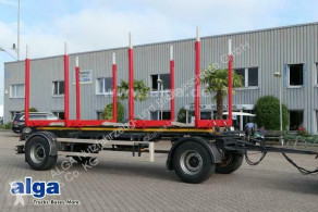 Sommer timber trailer AW 18, Kurzholz, Teleskop-Rungensystem Optipa