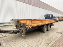 Flatbed trailer UNTD105A UNTD105A