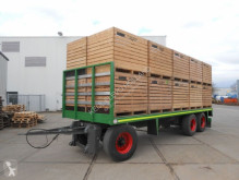 Remolque agrícola caja abierta portamaterial Kistentransport langzaam verkeer