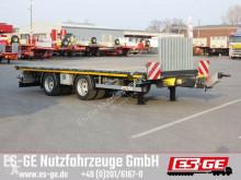 Römork ES-GE Es-ge Tandemanhänger - Containerverr. taban ikinci el araç