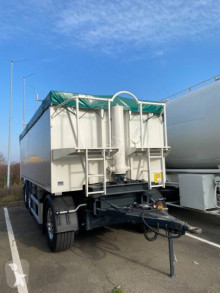 Aanhanger Socovi tweedehands kipper graantransport