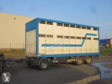 Remolque remolque ganadero para ganado bovino Leveques ODS324