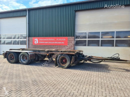 Kiep container aanhangwagen trailer used container