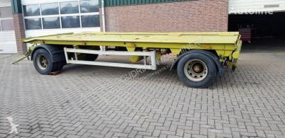 Remolque agrícola caja abierta portamaterial Wagen