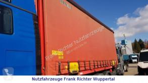 Aanhanger Schwerlastwechselbrücken, Schiebegardienen,7,45m tweedehands containersysteem