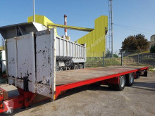 HKM HWTPAS 1893 trailer used dropside flatbed