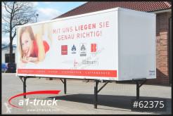 Equipamientos carrocería caja furgón Krone WK 7,82, Koffer, Portaltür, verzinkt,