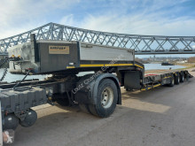 Louault SR33A trailer used flatbed