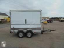 Moiroud TR 2000 trailer used folding wall box