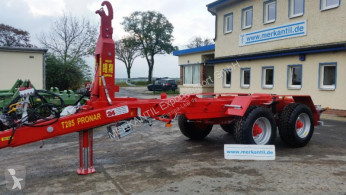 Pronar container trailer T 285