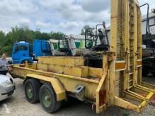 Przyczepa do transportu sprzętów ciężkich Obermaier T 100