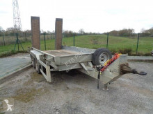 Ecim heavy equipment transport trailer porte-engin