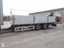 Carlux Biga Ribaltabile Bilaterale trailer used tipper
