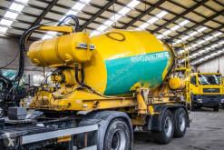 Liebherr concrete mixer concrete semi-trailer BETON MIXER 12 M3