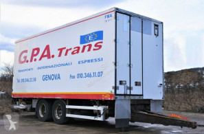 Refrigerated trailer ROLFO C201 KÜHLKOFFER 7,71 m* Topzustand!