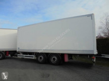 Lecitrailer plywood box trailer FOURGON INTEGRAL