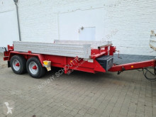 Heavy equipment transport trailer Müller ETMA-TA 11.9 Müller ETM-TA 11.9 to Tiefladeanhänger