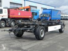 Aanhanger Krone AZ*TÜV*BPW-Achsen*Vollluft* tweedehands chassis