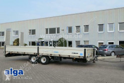 Barthau LHS 10000, 7.800mm lagn, 11to. GG., verzinkt trailer used heavy equipment transport