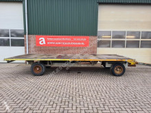 Materiaal/ industriewagen used equipment flatbed