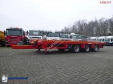 Släp Chieftain platform / lowbed drawbar trailer 25 t + ramps platta begagnad