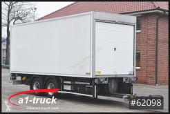 Schmitz Cargobull Rohr Tandem durchladbar Supra 1150 U MT Anhänger gebrauchter Kühlkoffer