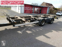 Krone ZZW 18, Jumbo BDF, Zentralachsanh., 900 mm, DE trailer used chassis