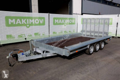 Vlemmix heavy equipment transport trailer V3A